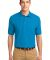 Port Authority Silk Touch153 Polo K500 Turquoise