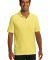 Port & Company KP150 Ring Spun Pique Polo  Yellow