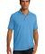 Port & Co KP55T mpany   Tall Core Blend Jersey Knit Polo Aquatic Blue