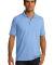 Port & Co KP55T mpany   Tall Core Blend Jersey Knit Polo Light Blue