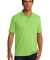 Port & Co KP55T mpany   Tall Core Blend Jersey Knit Polo Lime