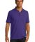 Port & Co KP55T mpany   Tall Core Blend Jersey Knit Polo Purple