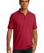 Port & Co KP55T mpany   Tall Core Blend Jersey Knit Polo Red