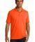 Port & Co KP55T mpany   Tall Core Blend Jersey Knit Polo Safety Orange