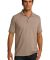 Port & Co KP55T mpany   Tall Core Blend Jersey Knit Polo Sand