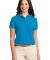 Port Authority Ladies Silk Touch153 Polo L500 Turquoise