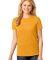 LPC54 Port & Company® Ladies 5.4-oz 100% Cotton T-Shirt Gold