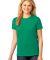 LPC54 Port & Company® Ladies 5.4-oz 100% Cotton T-Shirt Kelly
