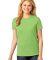 LPC54 Port & Company® Ladies 5.4-oz 100% Cotton T-Shirt Lime