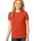 LPC54 Port & Company® Ladies 5.4-oz 100% Cotton T-Shirt Orange