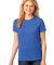 LPC54 Port & Company® Ladies 5.4-oz 100% Cotton T-Shirt Royal
