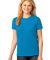LPC54 Port & Company® Ladies 5.4-oz 100% Cotton T-Shirt Sapphire