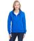 50 LSF73R Women's Sofspun® Full-Zip Hooded Sweatshirt Royal