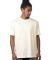 MC1082 Cotton Heritage Men's Los Angeles Cotton Crew Neck Tee Vintage White