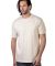 MC1082 Cotton Heritage Men's Los Angeles Cotton Crew Neck Tee Oatmeal Heather