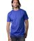 MC1082 Cotton Heritage Men's Los Angeles Cotton Crew Neck Tee Royal