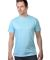 MC1082 Cotton Heritage Men's Los Angeles Cotton Crew Neck Tee Pacific Blue