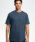 Cotton Heritage MC1086 Men's Heavy Weight T-Shirt Harbor Blue