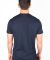 MC134 Navy Modal Cotton T-Shirt Back View