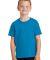 Port  Company Youth 54 oz 100 Cotton T Shirt PC54Y Sapphire