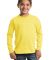 Port  Company Youth Long Sleeve Essential T Shirt PC61YLS Yellow