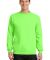 Port  Company Classic Crewneck Sweatshirt PC78 Neon Green