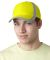 RF102 Adams Reflector High-Visibility Constructed Cap Yellow