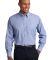 Port Authority TLS640    Tall Crosshatch Easy Care Shirt Chambray Blue