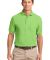 Port Authority TLK500P    Tall Silk Touch Polo with Pocket Lime