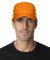 TR102 Adams Trucker Reflector High-Visibility Constructed Cap Orange