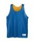 136 AUGUSTA REVERSIBLE MINI MESH LEAGUE TANK Royal/ Gold