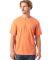 AA1070 Alternative Apparel Basic T-shirt PUMPKIN