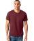 AA1070 Alternative Apparel Basic T-shirt CURRANT