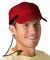 EF101 Adams Extreme Performance Cap Nautical Red/Black