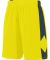 Augusta Sportswear 1715 Block Out Short Power Yellow/ Slate