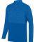 Augusta Sportswear 2908 Shadow Tonal Heather Quarter-Zip Royal
