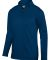 Augusta Sportswear 5508 Youth Wicking Fleece Pullover Navy