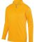 Augusta Sportswear 5508 Youth Wicking Fleece Pullover Gold