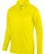 Augusta Sportswear 5508 Youth Wicking Fleece Pullover Power Yellow