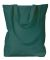 EC8000 econscious Organic Cotton Twill Every Day Tote EMERALD FOREST