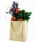 EC8075 econscious Non-Woven Grocery Tote NATURAL
