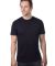 MC1082 Cotton Heritage Men's Los Angeles Cotton Crew Neck Tee Black