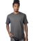 MC1082 Cotton Heritage Men's Los Angeles Cotton Crew Neck Tee Cool Grey
