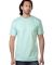 MC1082 Cotton Heritage Men's Los Angeles Cotton Crew Neck Tee Mint
