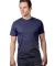 MC1082 Cotton Heritage Men's Los Angeles Cotton Crew Neck Tee Harbor Blue