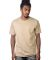 MC1082 Cotton Heritage Men's Los Angeles Cotton Crew Neck Tee Sand