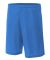 NB5184 A4 6 Inch Youth Lined Micromesh Shorts ROYAL