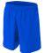 NB5343 A4 Drop Ship Youth Woven Soccer Shorts ROYAL