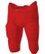 NB6180 A4 Youth Flyless Integrated Football Pant SCARLET