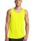 DT5300 District® Young Mens The Concert Tank Neon Yellow